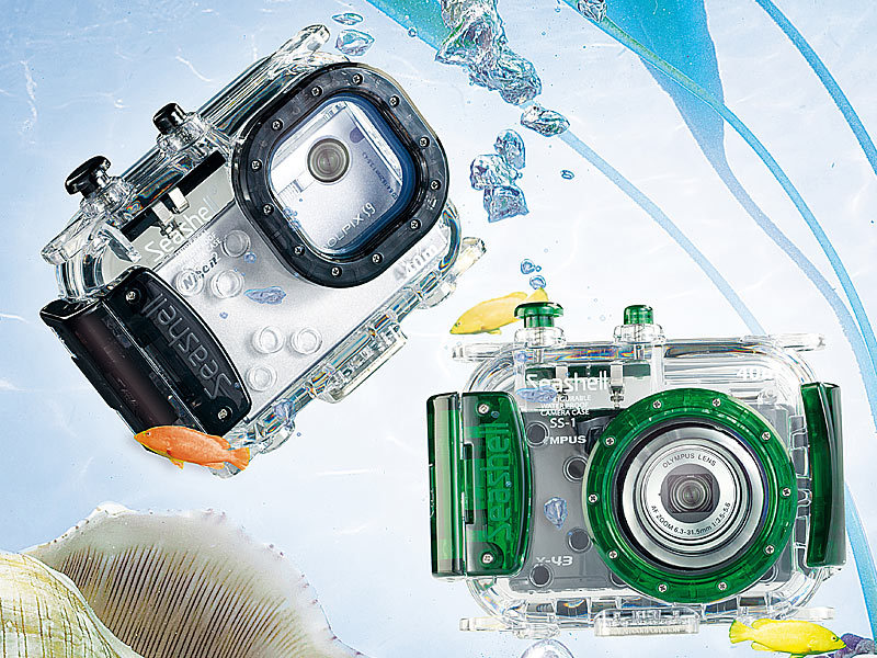 ; Action-Cams HD, Studioleuchten