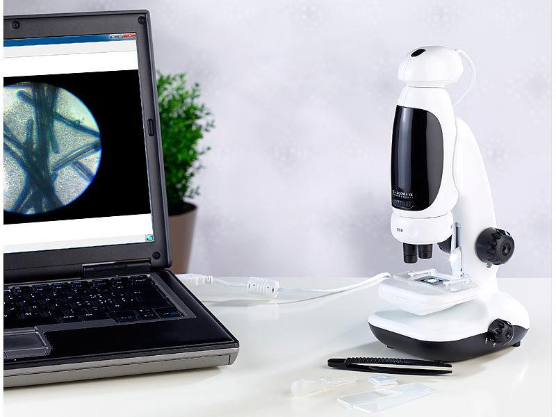 Digitale mikroskop usb mikroskop led licht kompakte