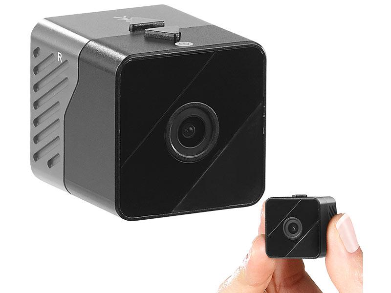 somikon mobile mini hd berwachungskamera mit bewegungssensor 1 jahr stand by. Black Bedroom Furniture Sets. Home Design Ideas