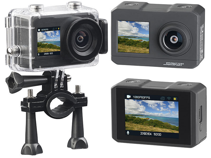 ; Foto-, Negativ- & Dia-Scanner, Action-Cams HD