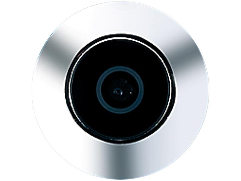somikon digitale t rspion kamera mit manueller foto und. Black Bedroom Furniture Sets. Home Design Ideas