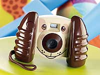 "Somikon Kinder-Digitalkamera ""DCW-100.fun"" mit Webcam (refurbished)"