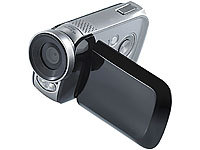 "Somikon VGA-Camcorder ""DV-101.easy"" mit 4,5-cm-Display (refurbished)"