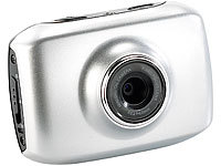 Somikon Action-Cam mit 720p-Auflösung & 5-cm-Touchscreen (refurbished); Action-Cams 4K, Action-Cams