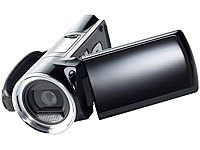 "Somikon Full HD-Camcorder ""DV-812.HD"" mit 2,7""-Display (refurbished); UHD-Action-Cams"