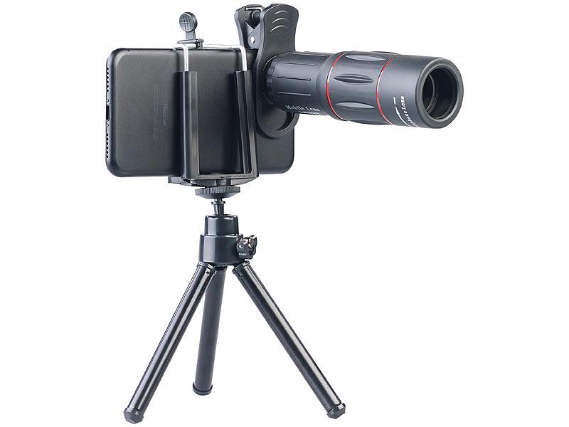 Jyr universal smartphone tele teleskop objektiv kit amazon